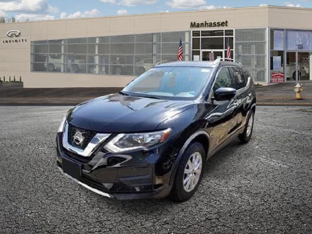 2018 Nissan Rogue SL [8]