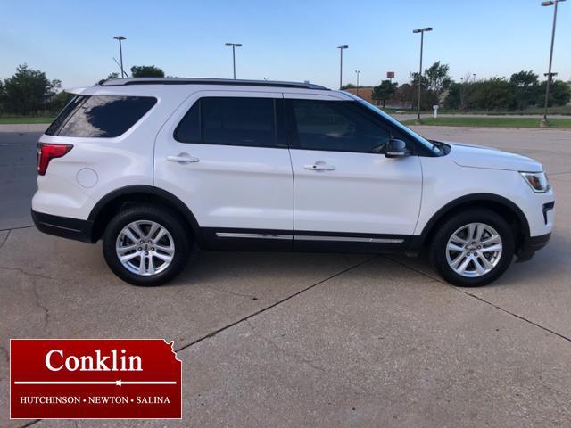 2018 Ford Explorer XLT for sale in Newton, KS