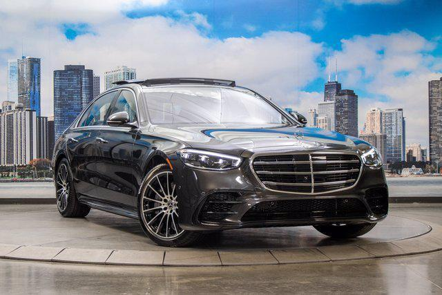 2021 Mercedes-Benz S-Class S 580 for sale in Lake Bluff, IL