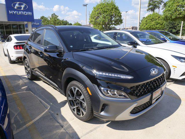 2022 Hyundai Kona Limited for sale in HUMBLE, TX