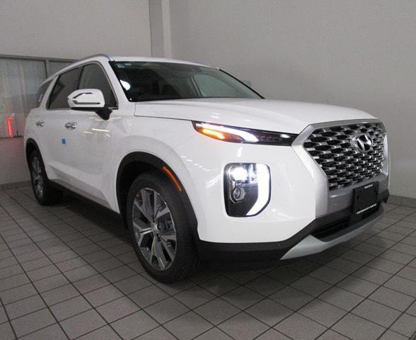 2022 Hyundai Palisade SEL for sale in AUBURN, MA