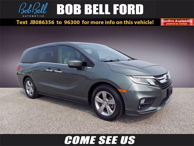 2018 Honda Odyssey EX-L for sale in GLEN BURNIE, MD