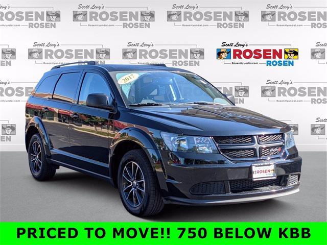 Dodge Journey Under 500 Dollars Down