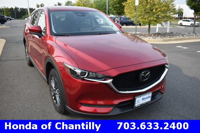 2019 Mazda CX-5 Touring for sale in Chantilly, VA