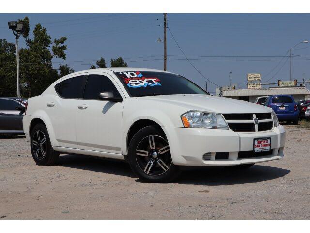 2010 Dodge Avenger SXT for sale in Midwest City, OK