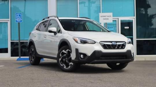 2021 Subaru Crosstrek Limited for sale in Glendale, CA