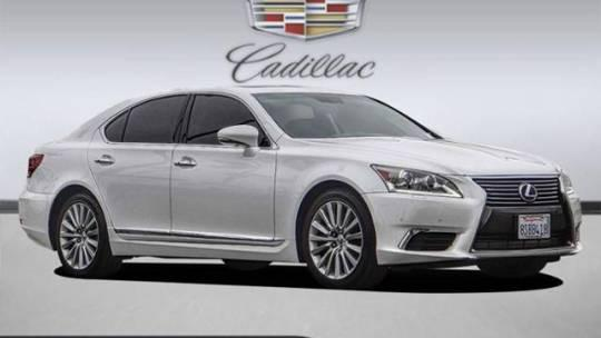 2013 Lexus LS 460 4dr Sdn AWD for sale in Tustin, CA