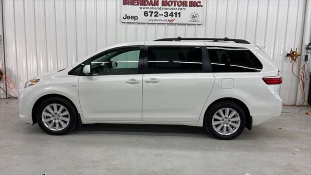 2017 Toyota Sienna XLE for sale in Sheridan, WY