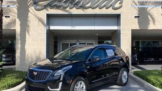2022 Cadillac XT5 FWD Luxury for sale in Delray Beach, FL