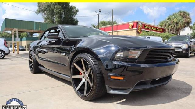 2011 Ford Mustang GT Premium for sale in Ocala, FL