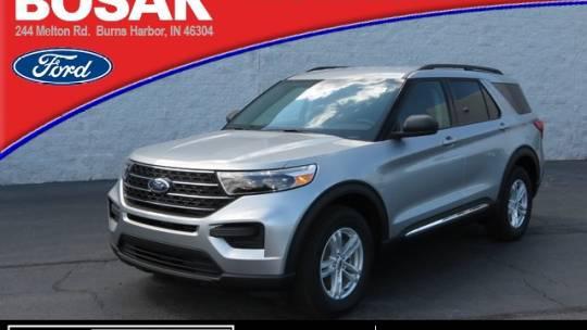 2021 Ford Explorer XLT for sale in Burns Harbor, IN