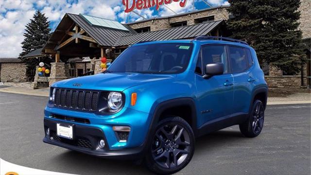 2021 Jeep Renegade 80th Anniversary for sale in Plano, IL