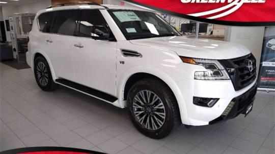 2021 Nissan Armada SL for sale in Greenville, TX