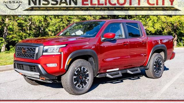2022 Nissan Frontier PRO-4X for sale in Ellicott City, MD