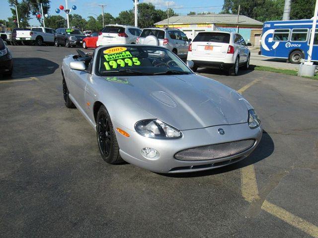 2005 Jaguar XK8 XKR for sale in Crest Hill, IL