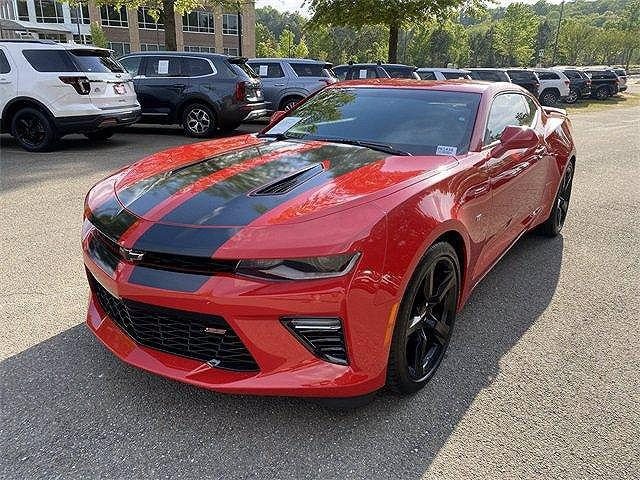 2018 Chevrolet Camaro 1SS for sale in Canton, GA