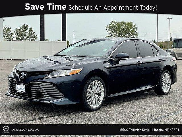 2020 Toyota Camry Hybrid XLE for sale in Lincoln, NE