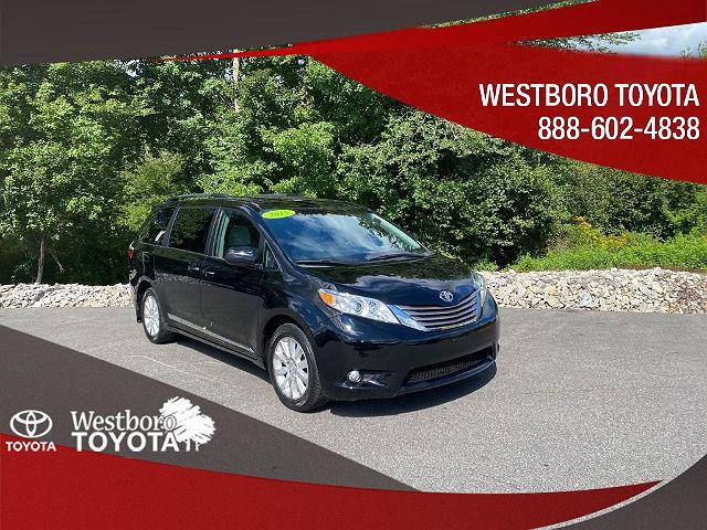 2015 Toyota Sienna XLE for sale in Westborough, MA