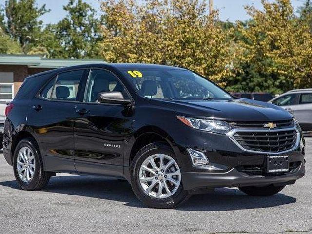 2019 Chevrolet Equinox LS for sale in Front Royal, VA