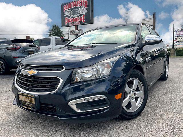 2015 Chevrolet Cruze LT for sale in Lexington, KY