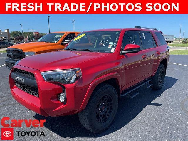 2019 Toyota 4Runner SR5 for sale in Taylorsville, IN