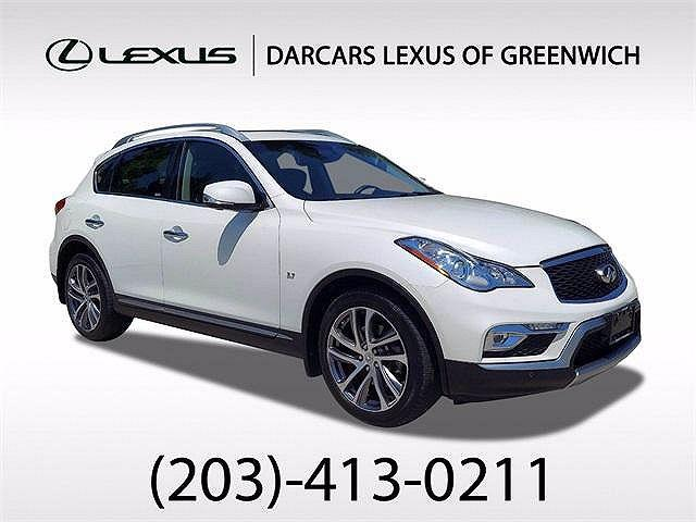 2017 INFINITI QX50 AWD for sale in Greenwich, CT