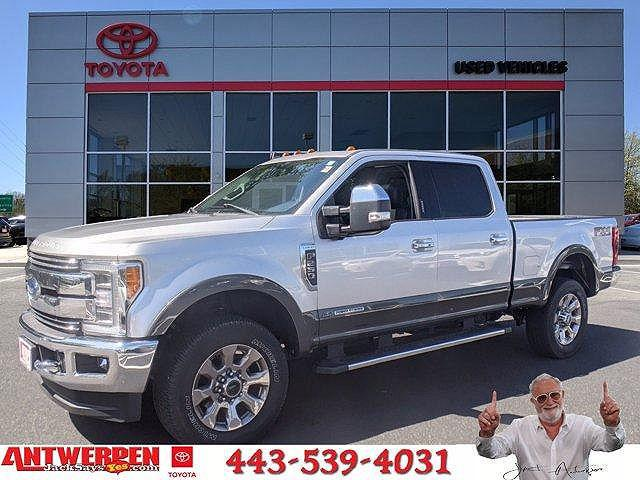 2019 Ford F-250 Lariat for sale in Clarksville, MD