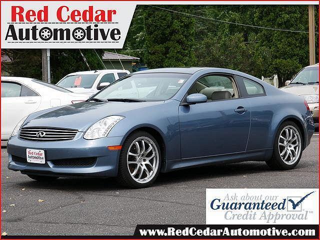 2006 INFINITI G35 Coupe 2dr Cpe Auto for sale in Menomonie, WI