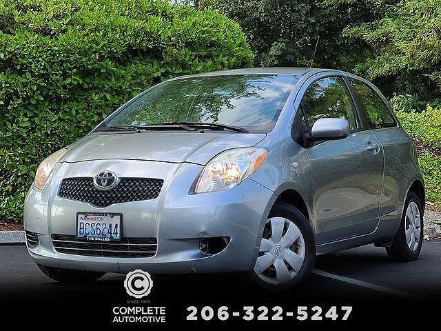 2008 Toyota Yaris Unknown for sale in Seattle, WA