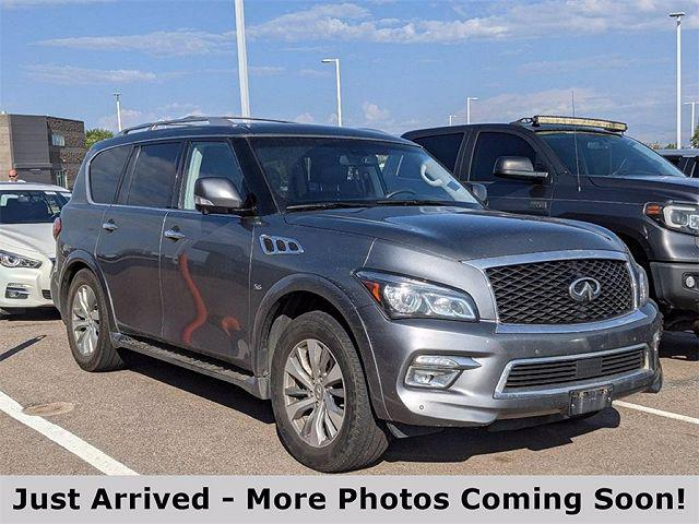 2016 INFINITI QX80 4WD 4dr for sale in Highlands Ranch, CO