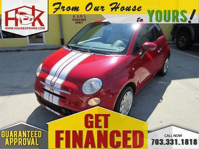 2013 Fiat 500 Pop for sale in Manassas, VA