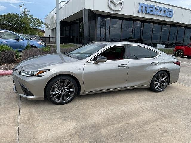 2021 Lexus ES ES 350 F SPORT for sale in Webster, TX