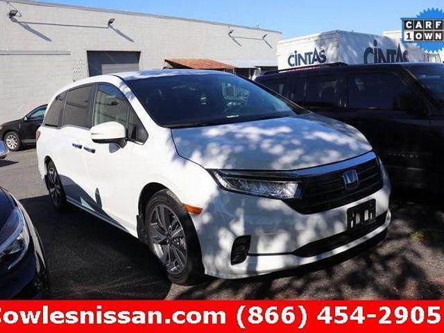 2021 Honda Odyssey Touring for sale in Woodbridge, VA