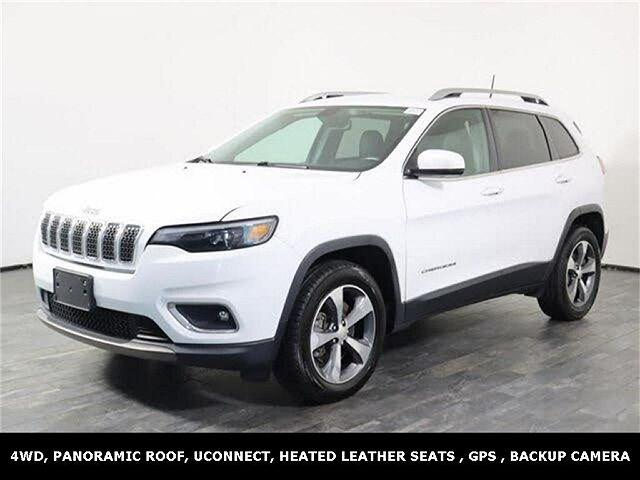 2019 Jeep Cherokee Limited for sale in Elmhurst, IL