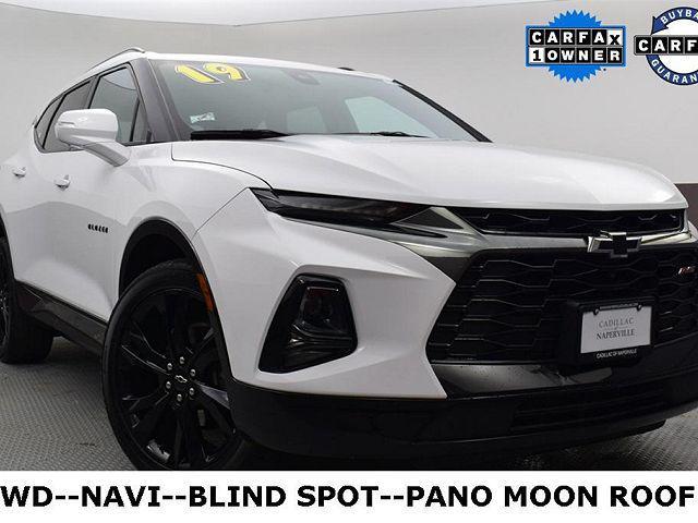 2019 Chevrolet Blazer RS for sale in Naperville, IL