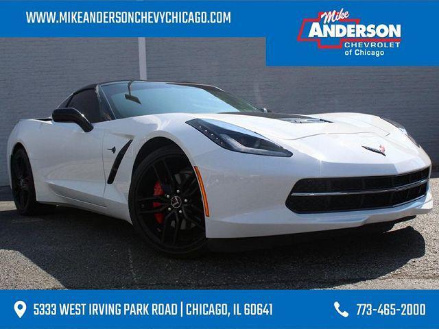 2015 Chevrolet Corvette 2LT for sale in Chicago, IL