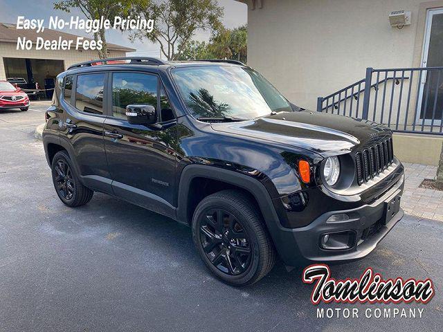 2017 Jeep Renegade Altitude for sale in Gainesville, FL