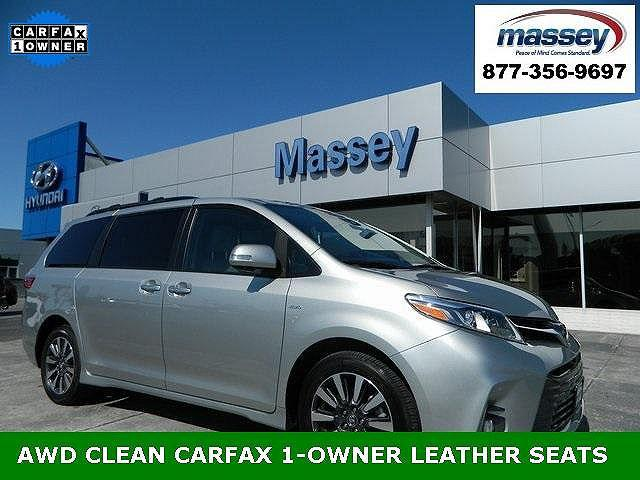 2020 Toyota Sienna Limited for sale in Hagerstown, MD