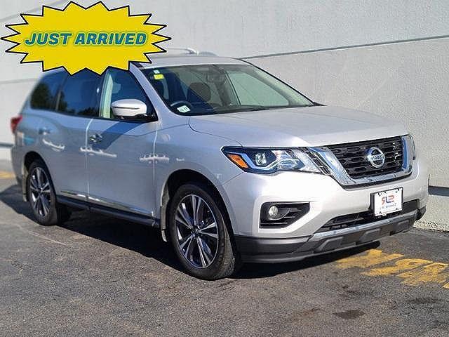 2018 Nissan Pathfinder Platinum for sale in East Windsor, NJ