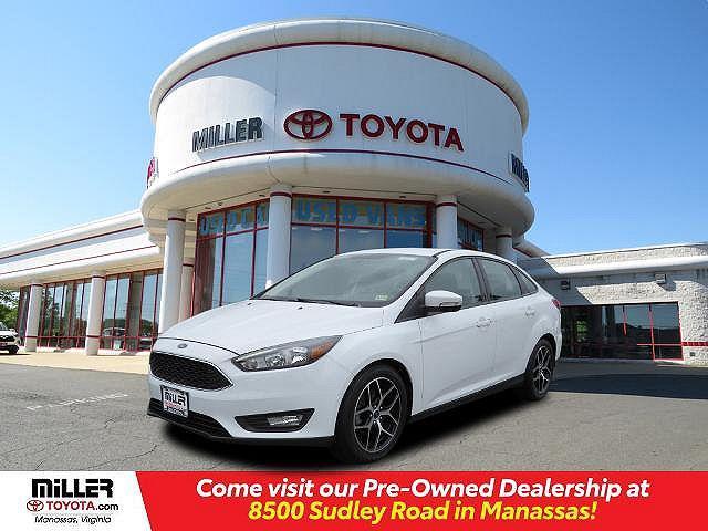 2018 Ford Focus SEL for sale in Manassas, VA