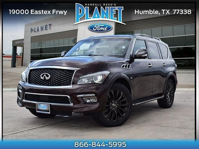2017 INFINITI QX80 Limited for sale in Humble, TX