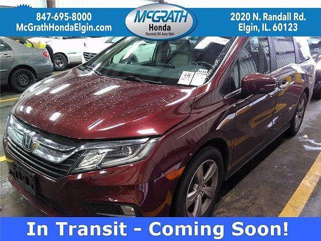 2019 Honda Odyssey EX-L for sale in Elgin, IL