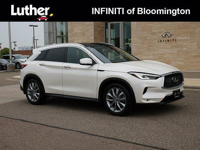 2019 INFINITI QX50 LUXE for sale in Bloomington, MN