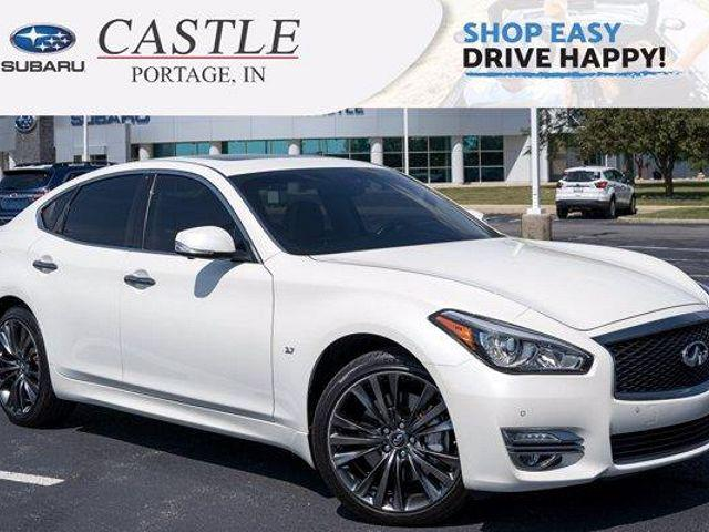 2016 INFINITI Q70 4dr Sdn V6 AWD for sale in Portage, IN