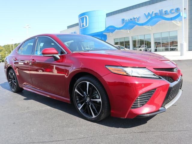 2018 Toyota Camry XSE for sale in Knoxville, TN