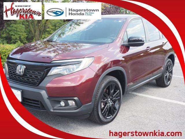 2019 Honda Passport Sport for sale in Hagerstown, MD