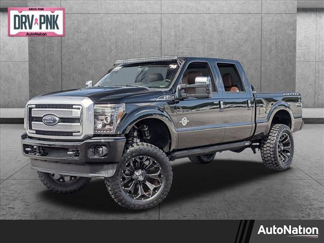 2016 Ford F-250 Platinum for sale in St. Petersburg, FL