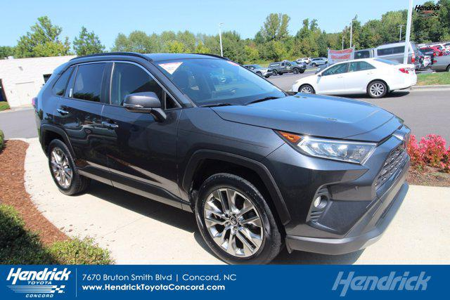 2019 Toyota RAV4 Limited for sale in Concord, NC