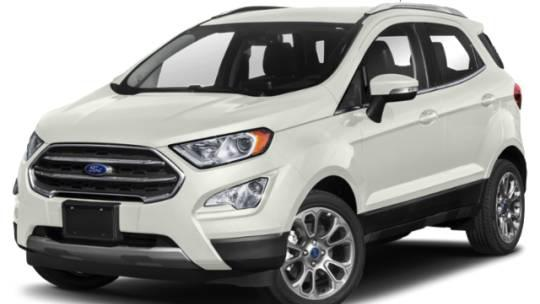 2020 Ford EcoSport Titanium for sale in Sharonville, OH