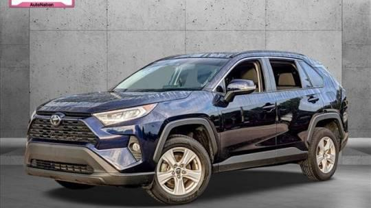 2020 Toyota RAV4 XLE for sale in Fort Myers, FL